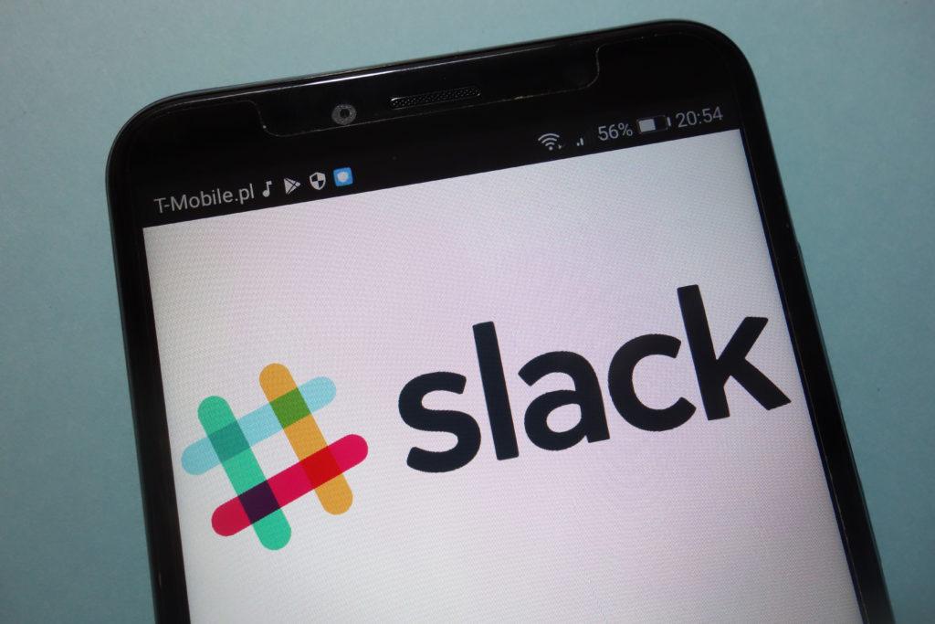 Teletrabalho: O Slack é um aplicativo desenvolvido para facilitar a comunicação nas empresas