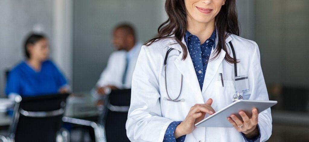 gestão digital de documentos hospitalares
